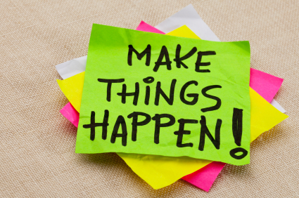 make things happen on the big brand builder