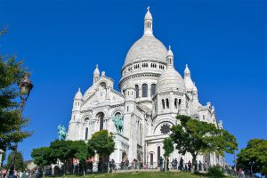 sacre coeur on parisan visibility retreat