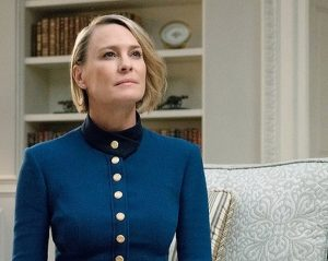 A woman of many strengths, Claire Underwood