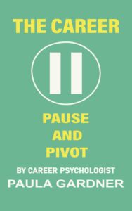 careers book The Career Pause and Pivot